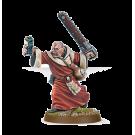 Warhammer 40000: Preacher with Chainsword