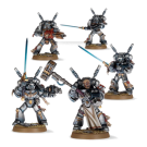 Warhammer 40000: Grey Knights Interceptor Squad