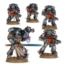 Warhammer 40000: Grey Knights Purgation Squad
