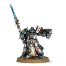 Warhammer 40000: Grey Knights Brother Captain