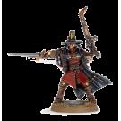 Warhammer 40000: Inquisitor with Inferno Pistol & Power Sword
