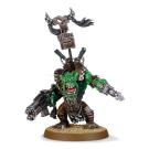 Warhammer 40000: Ork Warboss with Big Choppa