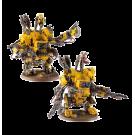 Warhammer 40000: Deff Dread Mob