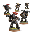 Warhammer 40000: Chaos Space Marines Attack Squad