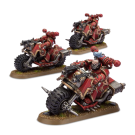 Warhammer 40000: Chaos Space Marines Bikers