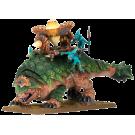 Warhammer: Bastiladon with Ark of Sotek / Stegadon