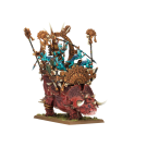 Warhammer: Лизардмены. Стегандон (Lizardmen, Stegadon)