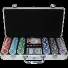 Набор для покера Ultimate 300
