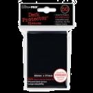 Протекторы: Ultra-Pro черные (50шт)