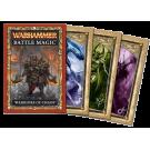 """Warhammer: Карточки """"Боевая магия: Воины Хаоса (Battle Magic. Warriors of Chaos)"""